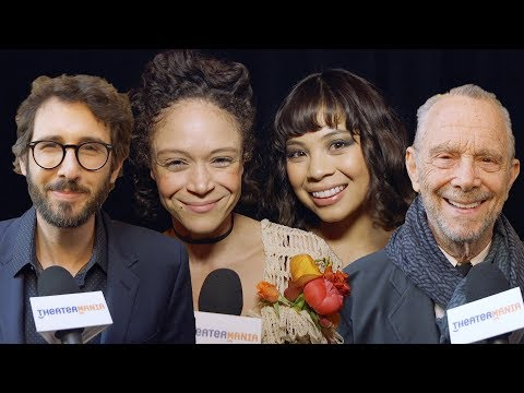 Josh Groban, Joel Grey, And More Get Answers To Their Burning Hadestown Questions