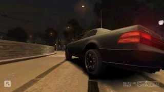 GTA IV клип со спецэффектами
