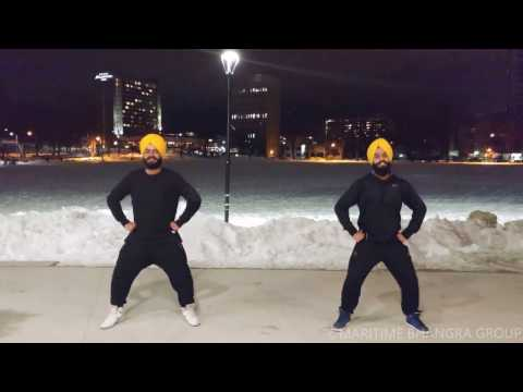 Bhangra on Shape of You    Ed Sheeran    Multiple Sclerosis    Maritime Bhangra Group