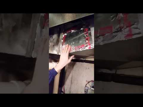 Duct Cleaning Process - Sealing Access Holes  | White HVAC Billings, MT