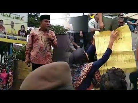 Edy Rahmayadi Jumpai Pengunjuk Rasa, Dua Demonstran Diusir Karena Berceletuk