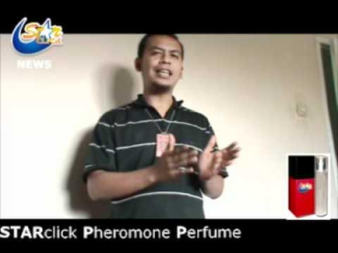 STARclick PHEROMONE PERFUME