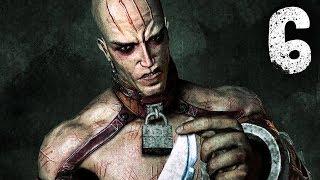 THIS IS ACTUALLY CREEPY | Batman Arkham Asylum - Part 6