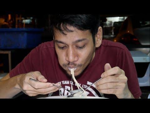 KCHUP MKAN: Spaghetti Carbonara Penuh Satu Plate