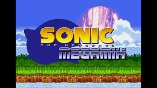 Sonic Megamix TAS Sunny Shores v5 Sin Boss