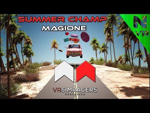 Assetto Corsa - SUMMER CHAMP (Circuito MAGIONE) Skip Barber -Sin comentarios-