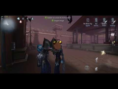 Identity V Seer Gameplay Night Owl Limited Costume W Fireproof