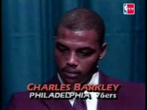 NBA Draft 1984 - Charles Barkley (Pick NO.5)