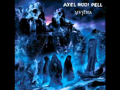 """AXEL RUDI PELL """" Mystica """""""