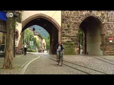 Freiburg - von der Sonne verwöhnt | Hin & weg
