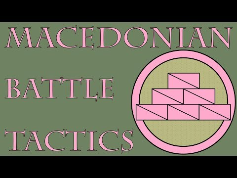 Macedonian Battle Tactics