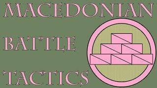 Macedonian Battle Tactics