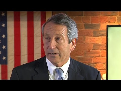 Rep. Mark Sanford weighs in on upcoming South Carolina primary
