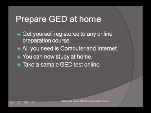 Get Your Ged Online >> Get Your Ged Online Youtube