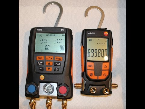 Testo 552 Digital Vacuum/Micron Gauge Review