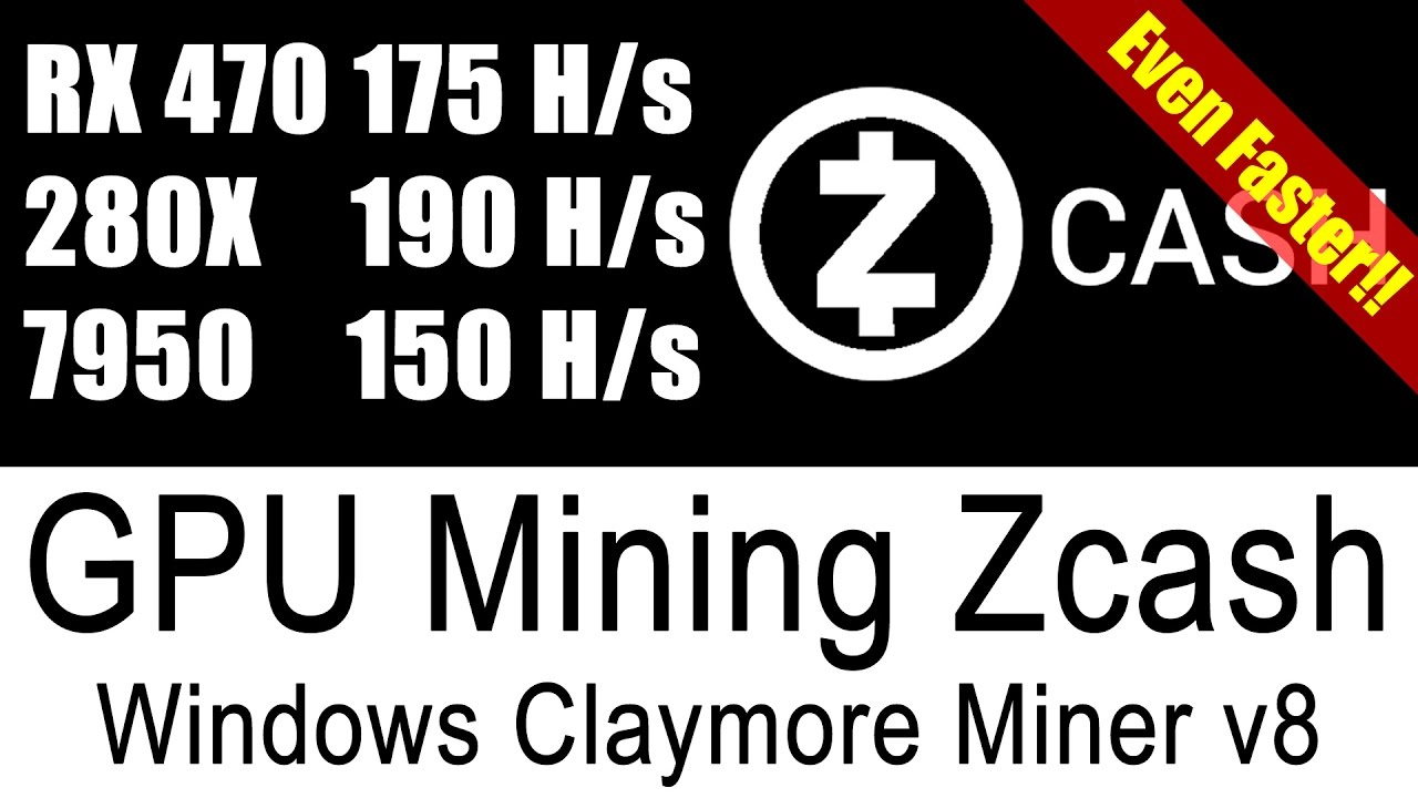 How To Recover Monero Zcash Claymore Miner
