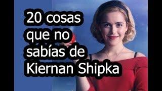 20 cosas que no sabías de Kiernan Shipka