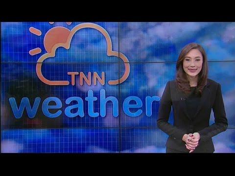 ย้อนหลัง พยากรณ์อากาศ TNN WEATHER REPORT รอบเย็น วันที่ 14/03/60