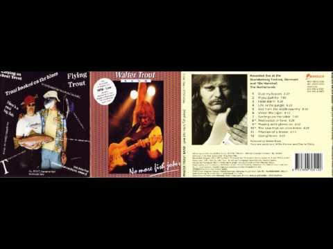 Walter Trout Band ~ Life In The Jungle ~Album No More Fish jokes ~ 1992) Mp3