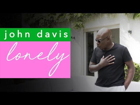 John Davis (ONE OF THE VOICES OF MILLI VANILLI) - Lonely (Official Video)