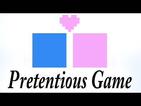 THE QUEST FOR LOVE! | Pretentious Game 1 & 2