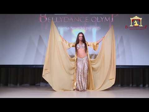 SVT ARABIS // Роскошная Анна Гоглева на гала-шоу фестиваля Bellydance Olymp