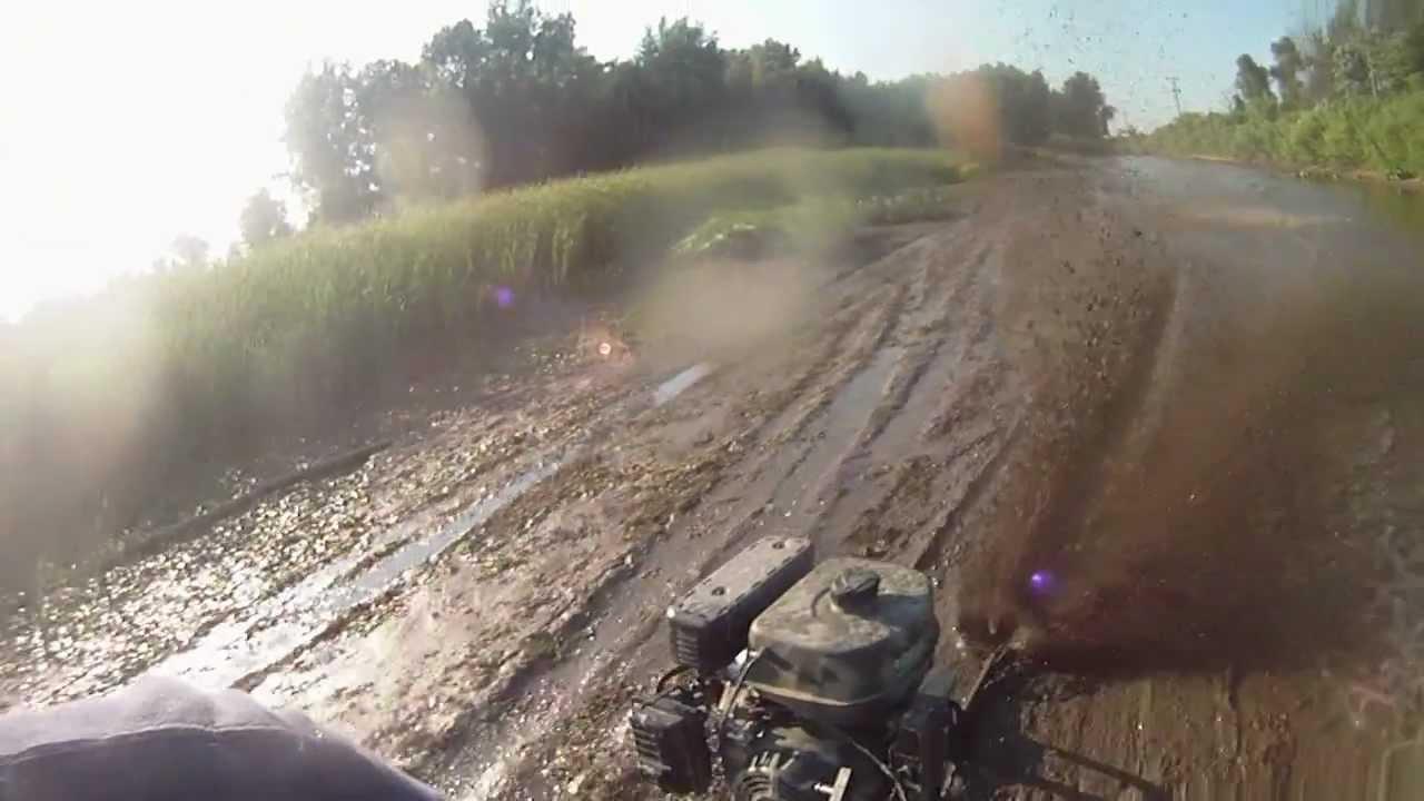 Mud motor Carrol Stream 13hp