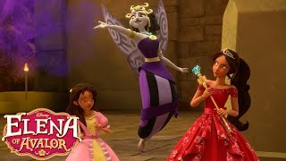 The Gift of Night | Elena of Avalor | Disney Channel