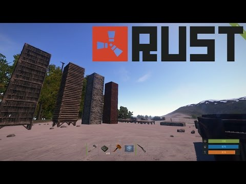 Rust Tips 'n Tricks   Testing C4 on Foundations! (Old)
