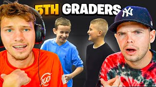 Do all 5th graders think the same?! - Jubilee React