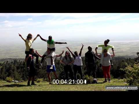 Ethiopia - Hiking Menagesha National Park