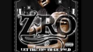 Z-ro - Respect My Mind w/ Lyrics