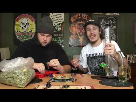BONG AND JOINT COMBO WITH RAWOG420