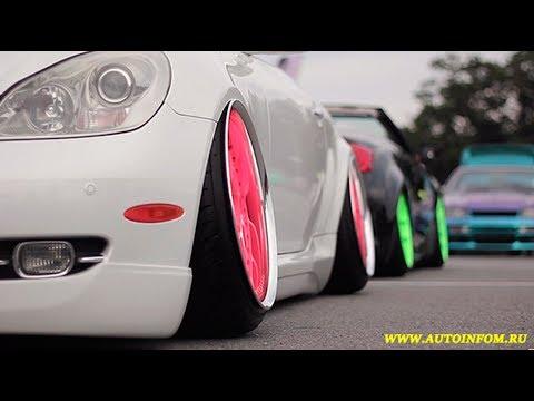 Тюнинг шоу выставка автомобилей
