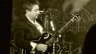 FUN LOVIN' CRIMINALS - KING OF NEW YORK - MANCHESTER CATHEDRAL - 2014 -