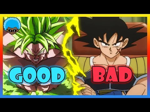 Everything GOOD & BAD In Dragon Ball Super Broly