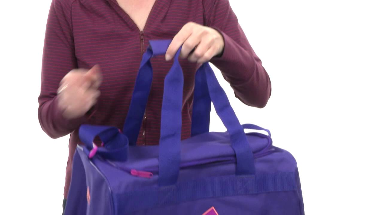 22e5b3e09b adidas Diablo Small Duffel SKU 8493866 - YouTube