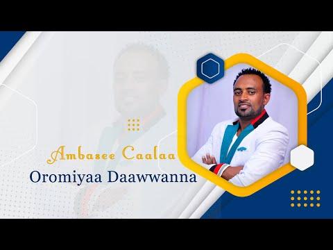 Ambase Chala *Oromiyaa Daawwana* New Ethiopian Oromo Music Official Video 2021