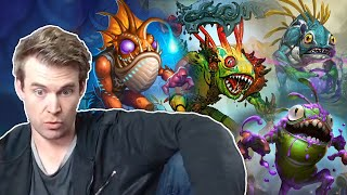 (Hearthstone) March of the Murlocs