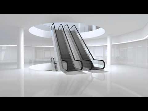 סרטון תלת מימד | הדמיות אדריכליות, הדמיה אדריכלית, ממוחשבת - לקניון בדרום - סקיצה