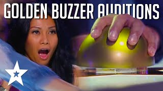 ALL GOLDEN BUZZER AUDITION'S From Asia's Got Talent 2019