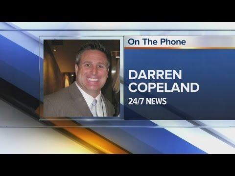 Darren Copeland from 24/7 News talks about the Broncos-Patriots game