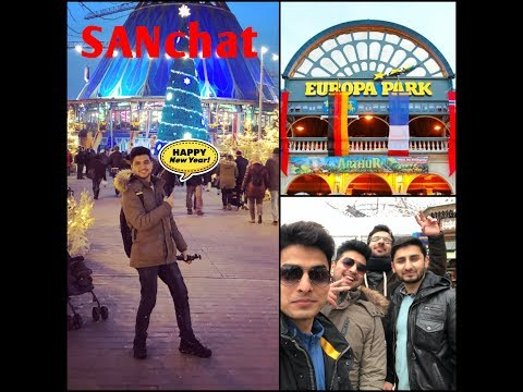 EUROPA PARK GERMANY | SANCHAT