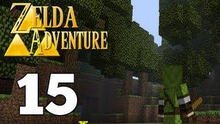 Minecraft Mod: Zelda Adventure - Let's Play Adventure Craft: Zelda Adventure Part 15: Riesenzombie