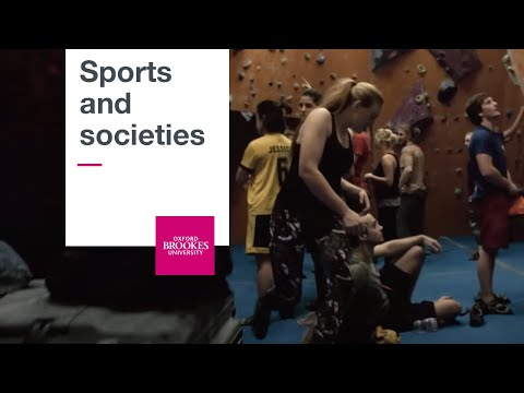 Sports and Societies at Oxford Brookes