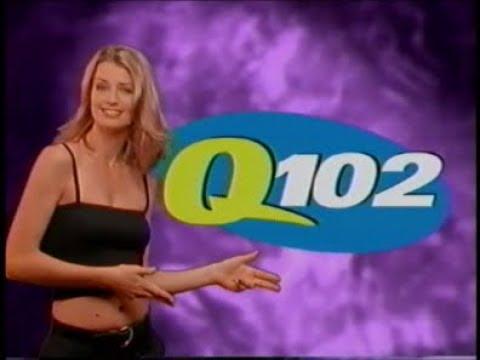 Q102 - WIOQ Philadelphia - TV Commercial - 2000