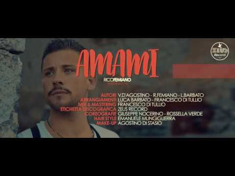 AMAMI Rico Femiano |Official Video| 2018
