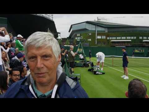 A Trip to Wimbledon 2016