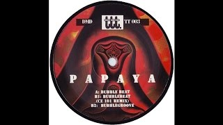 Papaya - Bubble Beat (Trance 1996)