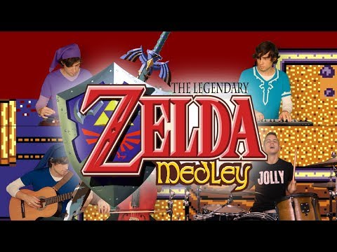 The Legendary Zelda Medley